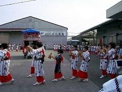 神田祭(どろんこ祭)(2004/4/12)