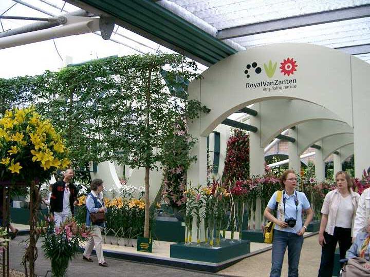 2004年キューケンホフ公園リリーパレード画像2(2004/5/27)