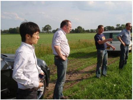 オランダ出張報告(2010/6/24)