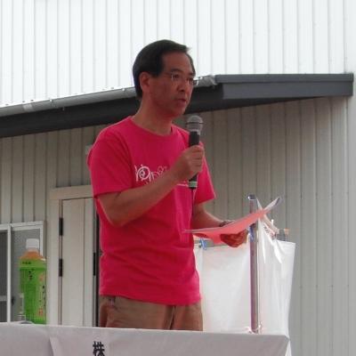 ゆりフェスタに対する御礼 (2012/6/15)