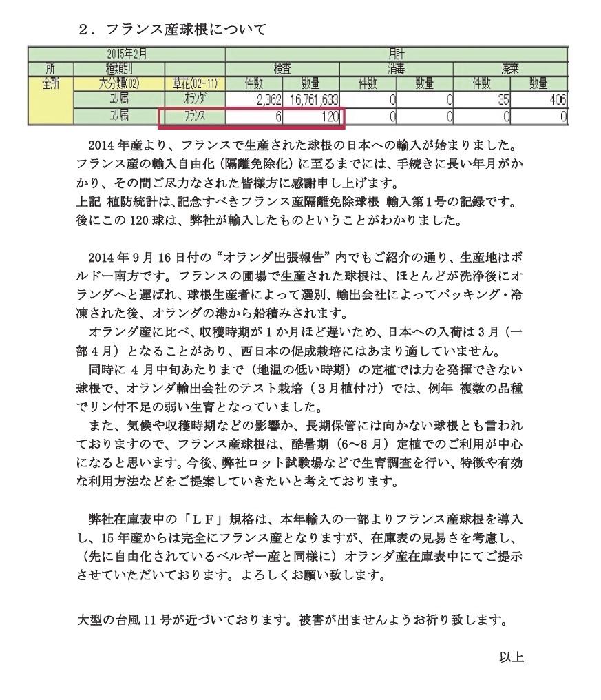 情勢報告(2015/7/16)