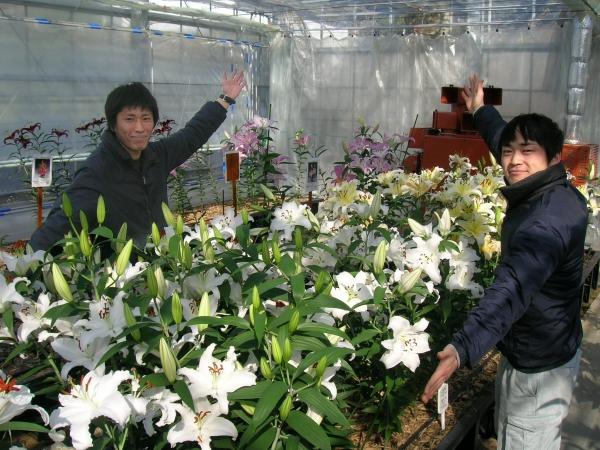 2008.02.04 試験栽培ご視察のラストチャンス!!!
