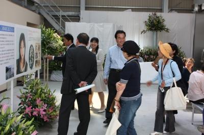 ゆりフェスタ2008が開幕!!!(2008/5/16)