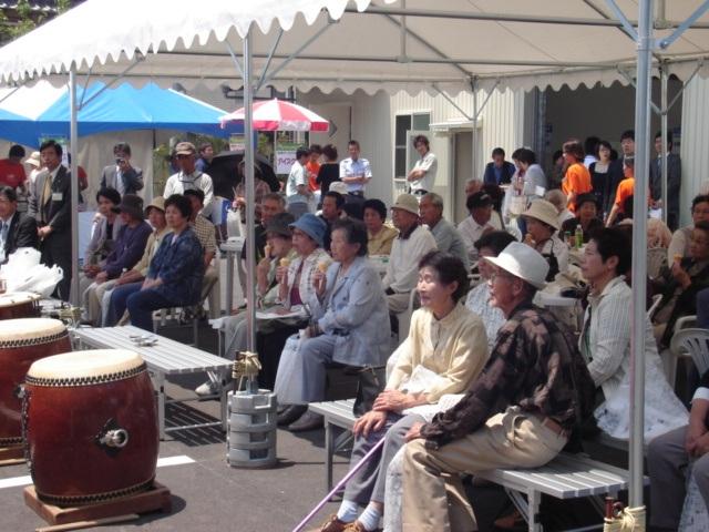 ご来場ありがとうございます。ゆりフェスタ(2007/6/8)
