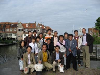 ヨーロッパ研修旅行のご案内 (2008/4/4)