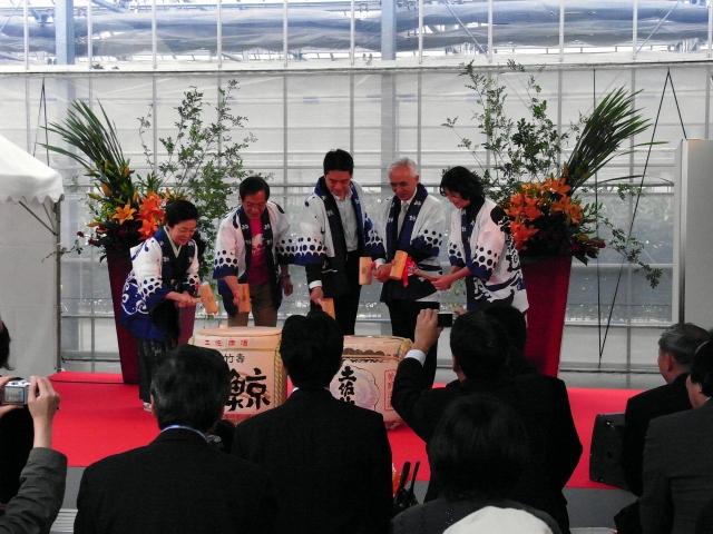「第3回ゆりフェスタ2009 in 中村農園」開幕(2009/6/4)