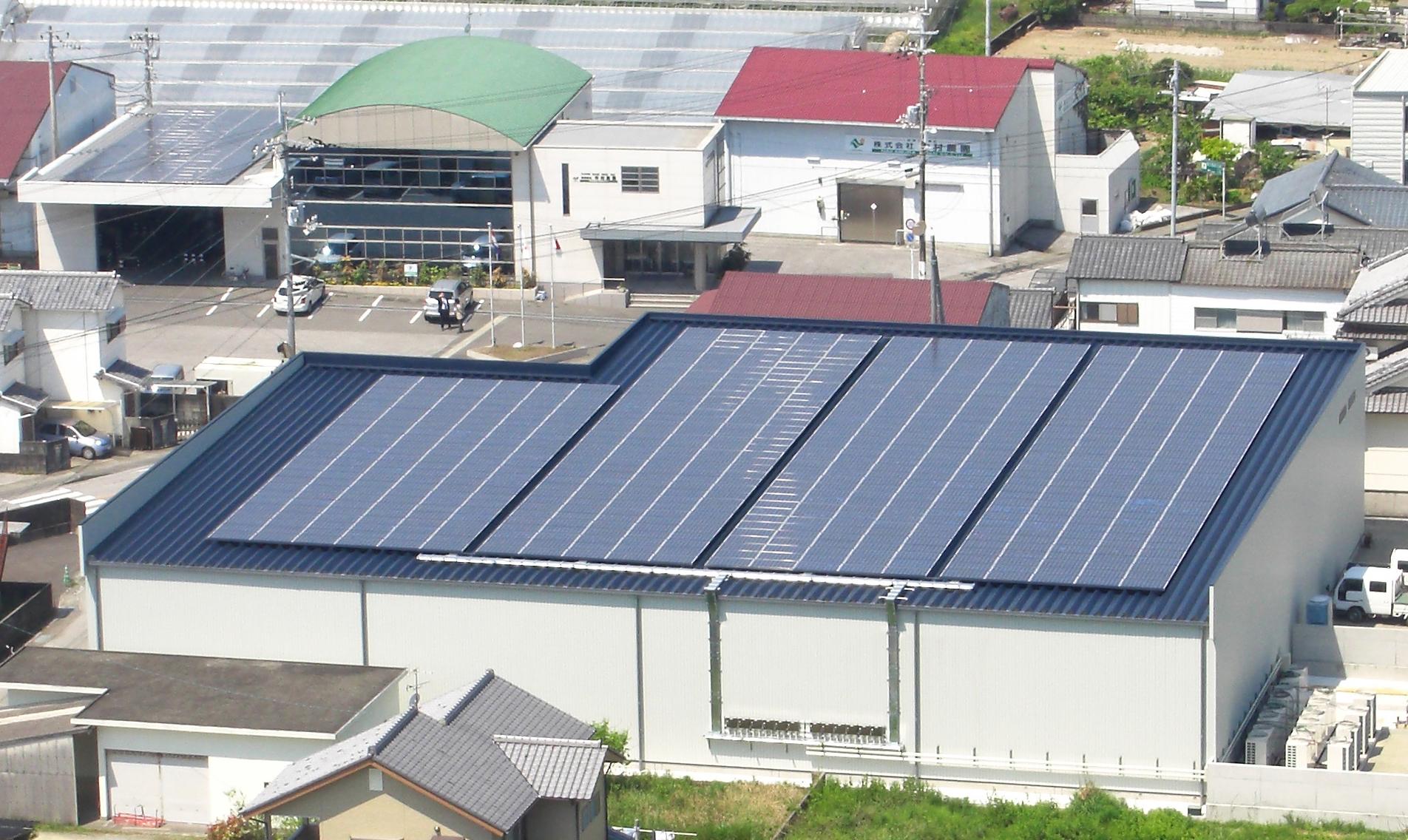 株式会社中村農園 新冷温蔵庫太陽光発電設置工事に関する課題事項及び技術対応(2009/06/3)